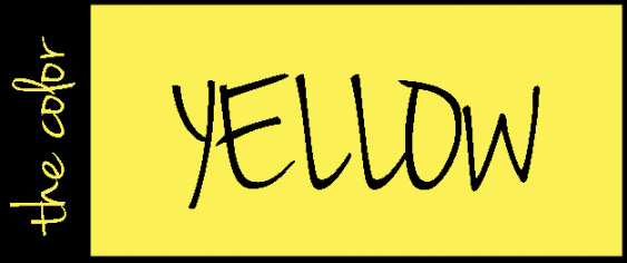 May_trend_month_yellow_Banner, Yellow
